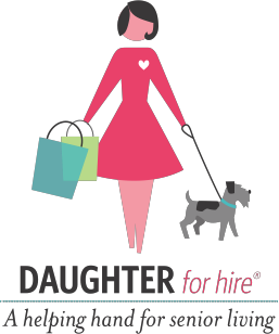 Daughter For Hire Logo