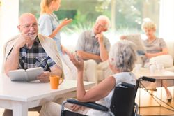 Seniors Reinventing Retirement